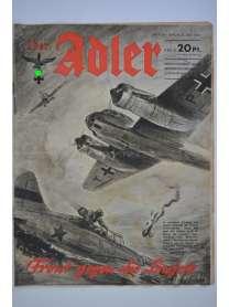 Der Adler - Heft 14 - 8. Juli 1941