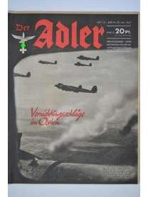 Der Adler - Heft 15 - 22. Juli 1941