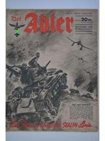 Der Adler - Heft 17 - 19. August 1941