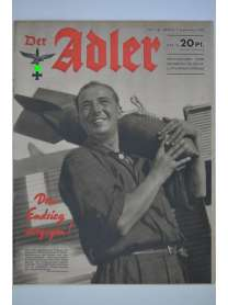 Der Adler - Heft 18 - 2. September 1941