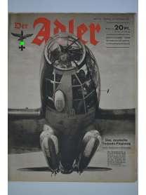 Der Adler - Heft 21 - 14. Oktober 1941