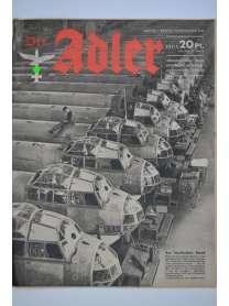 Der Adler - Heft 23 - 11. November 1941