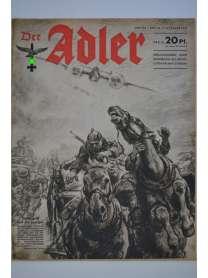 Der Adler - Heft 25 - 9. Dezember 1941