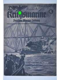 Die Kriegsmarine - Heft 24 - 20. Dezember 1939 - Ausgabe A