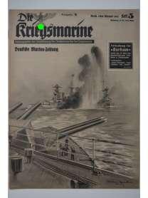 Die Kriegsmarine - Heft 5 - März 1942 - Ausgabe A