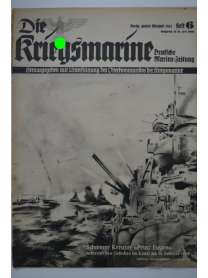 Die Kriegsmarine - Heft 6 - März 1942