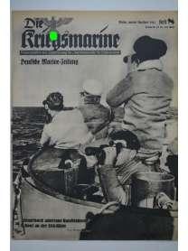 Die Kriegsmarine - Heft 8 - April 1942