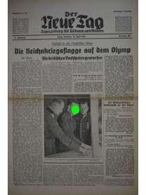 Der Neue Tag - Tageszeitung für Böhmen und Mähren - Nr. 109 - 20. April 1941