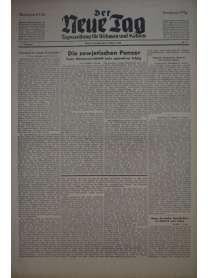 Der Neue Tag - Tageszeitung für Böhmen und Mähren - Nr. 3 - 3. Januar 1943