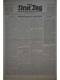 Der Neue Tag - Tageszeitung für Böhmen und Mähren - Nr. 6 - 6. Januar 1943