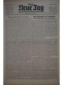 Der Neue Tag - Tageszeitung für Böhmen und Mähren - Nr. 8 - 8. Januar 1943