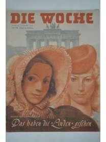 Die Woche - Heft 10 - 5. März 1941