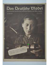 Das Deutsche Mädel - Jahrgang 1944 - Januar/Februar-Heft