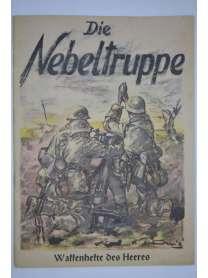 Waffenhefte des Heeres - Die Nebeltruppe