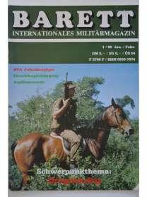 Barett - Internationales Militärmagazin - Heft 21 - Januar / Februar - 1 / 1990
