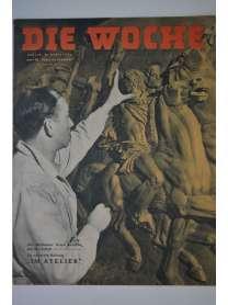 Die Woche - Heft 16 - 21. April 1943