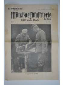 Münchner Illustrierte Zeitung - Nr. 1 - Januar 1915