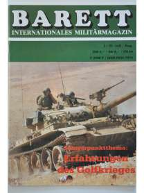 Barett - Internationales Militärmagazin - Heft 27 - Juli / August - 2 / 1991