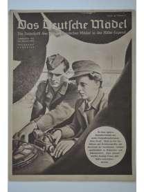 Das Deutsche Mädel - Jahrgang 1944 - Juli-August-Heft