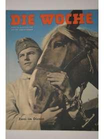 Die Woche - Heft 14 - 2. April 1941