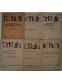 Konvolut - Die Musik - 1942-1943