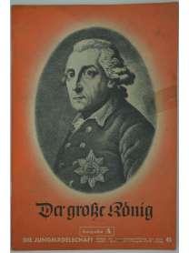 Die Jungmädelschaft - Der große König - Nr. 6 - März 1939 - Ausgabe A