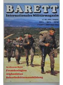 Barett - Internationales Militärmagazin - Heft 33 - Juli / August - 4 / 1992