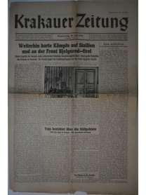 Krakauer Zeitung - Folge 167 - 15. Juli 1943