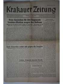 Krakauer Zeitung - Folge 153 - 29. Juni 1943