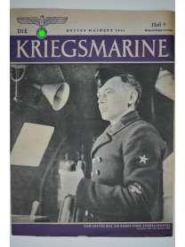 Die Kriegsmarine - Heft 9 - Mai 1944