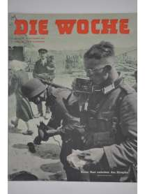 Die Woche - Heft 38 - 17. September 1941