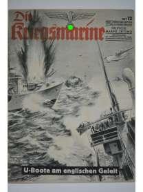 Die Kriegsmarine - Heft 12 - Juni 1943