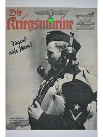 Die Kriegsmarine - Heft 21 - November 1943