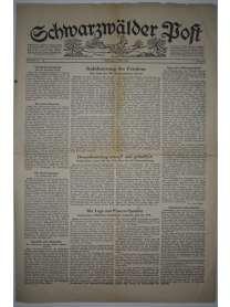 Schwarzwälder Post - Nr. 18 - A - 5. März 1946
