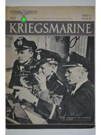 Die Kriegsmarine - Heft 4 - Februar 1944 - Ausgabe M