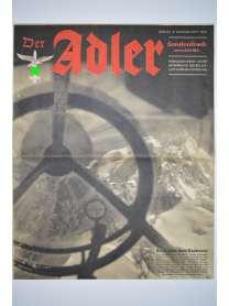 Der Adler - 2. Januar-Heft 1943 - Sonderdruck - DZ 215