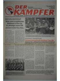 Der Kämpfer - Organ der Kampfgruppen der Arbeiterklasse - Nr. 12 - Dezember 1988