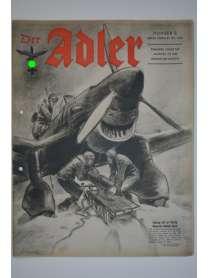 Der Adler - Nr. 3 - Februar 1942 - englische Ausgabe