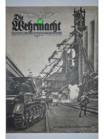 Die Wehrmacht - Nr. 21 - 8. Oktober 1941