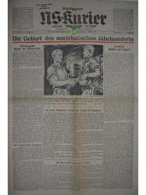 Stuttgarter NS-Kurier - Nr. 27 - 29. Januar 1944