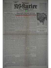 Stuttgarter NS-Kurier - Nr. 68 - 10. März 1944