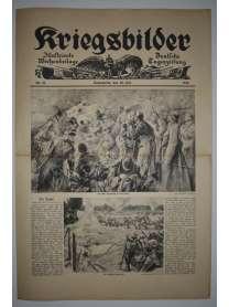 Kriegsbilder - Nr. 31 - 29. Juli 1916 - Deutsche Tageszeitung