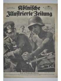Kölnische Illustrierte Zeitung - Nr. 26 - 29. Juni 1944