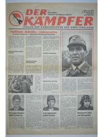 Der Kämpfer - Organ der Kampfgruppen der Arbeiterklasse - Nr. 6 - Juni 1988