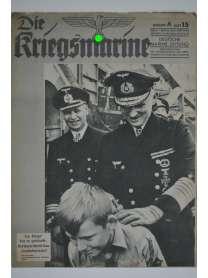 Die Kriegsmarine - Heft 15 - August 1943 - Ausgabe A