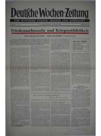 Deutsche Wochen-Zeitung - Nr. 52 - 24. Dezember 1959