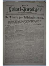 Berliner Lokal-Anzeiger - Nr. 353 - 14. Juli 1917