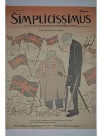 Simplicissimus - Nr. 44 - 30. Oktober 1940