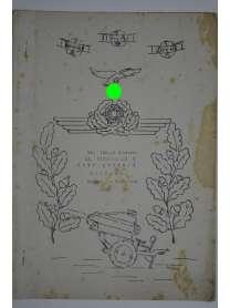Bierzeitung - Erinnerungsschrift - 11. (Erg.) Batterie - II. Flakregiment 7 - Wolfenbüttel - 1937
