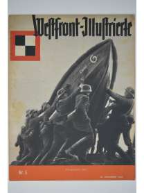Westfront-Illustrierte - Nr. 5 - 20. November 1940